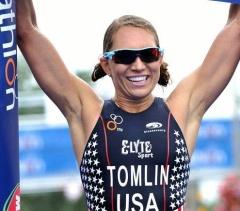 Renee Tomlin triathlete